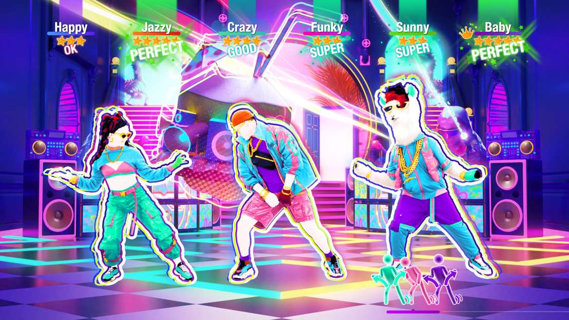 JUST DANCE 2022: WEITERE SONGS UND NEUER GAMEPLAY-TRAILER VERÖFFENTLICHT