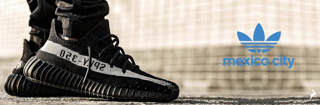 Kanye West y adidas Originals anuncian la llegada de los Yeezy Boost 350 V2 en blanco, negro y rojo