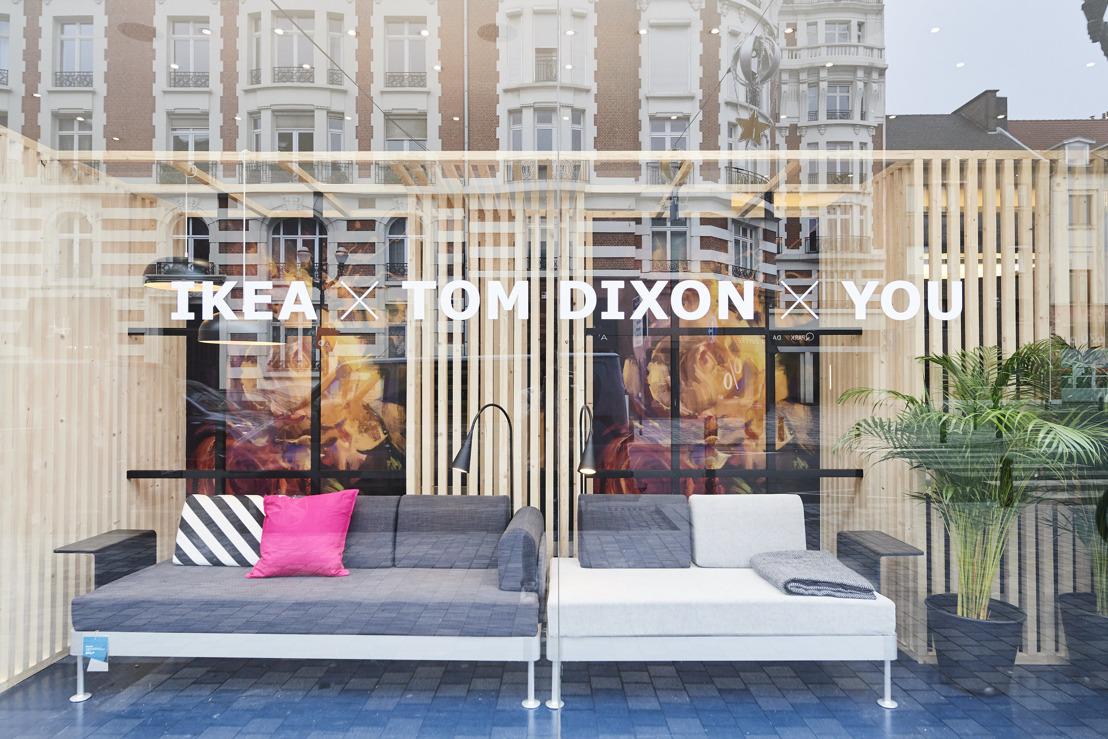 IKEA ouvre la DELAKTIG GALLERY au coeur de Bruxelles