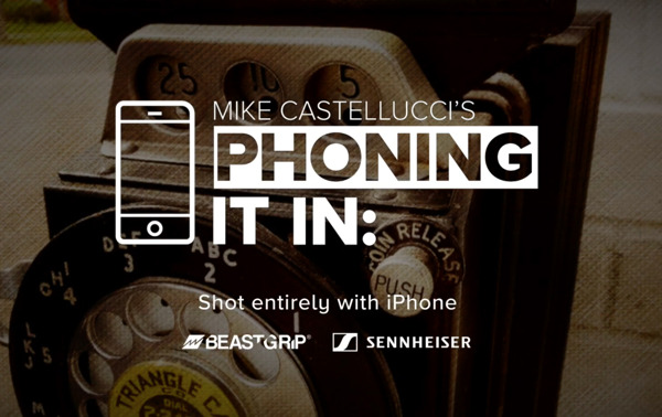 Preview: Sennheiser MKE 400 Embraced by Mobile Journalism Pioneer, Michael Castellucci
