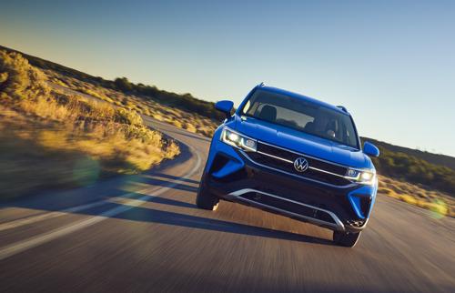 Volkswagen informa sobre el llamado a revisión de algunos vehículos Taos
