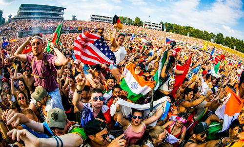 Tomorrowland's Global Journey ticket sale starts Saturday