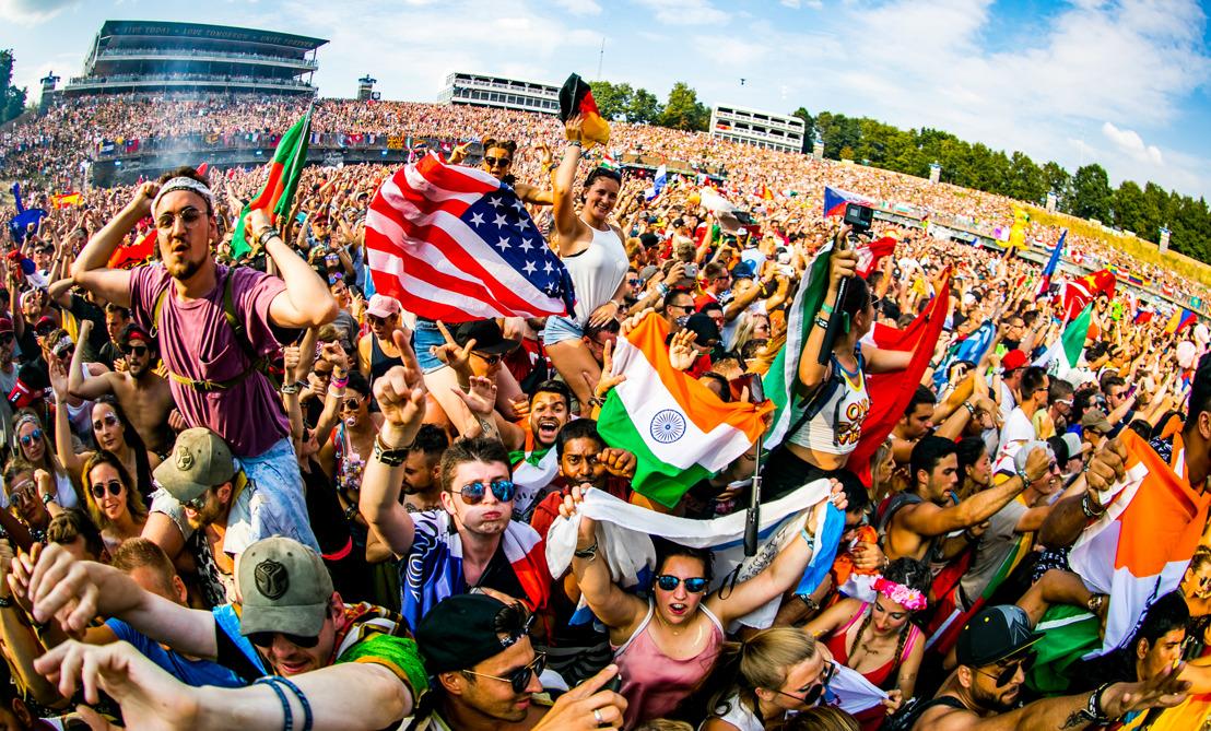Tomorrowland's Global Journey ticket sale starts Saturday