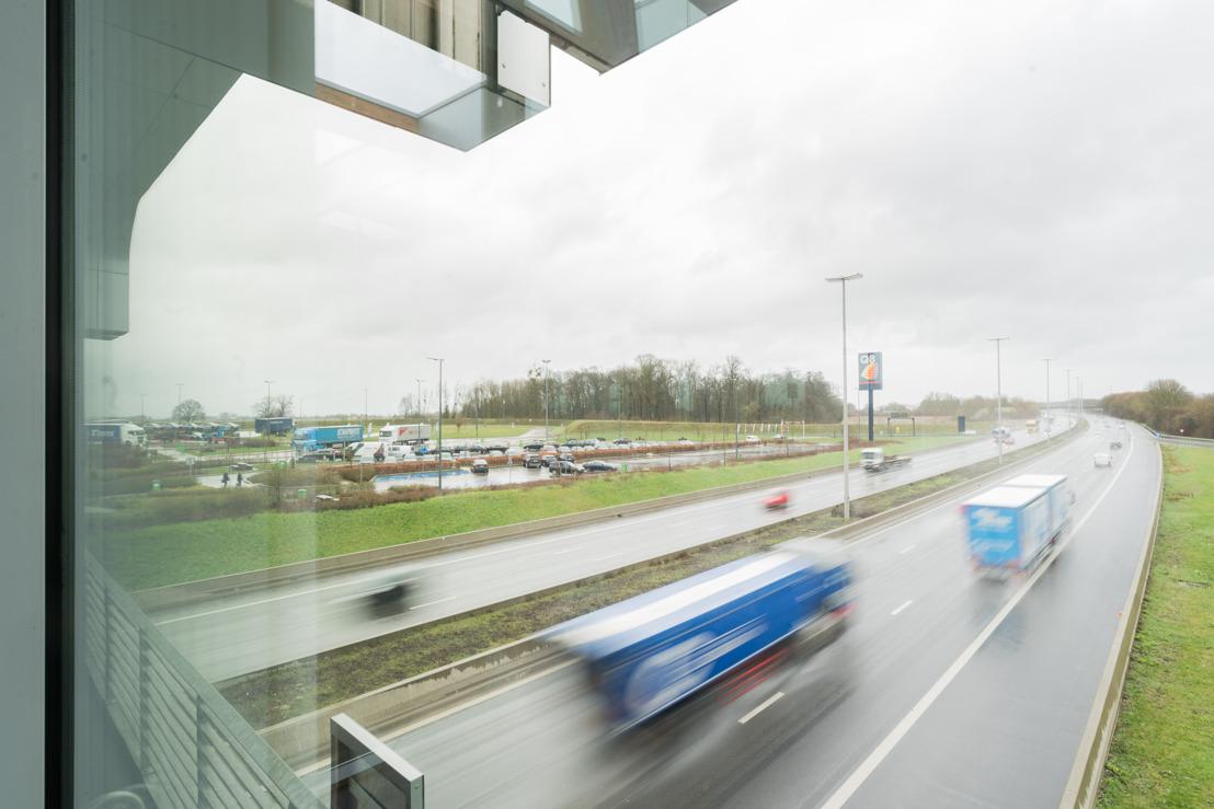 L'éclairage adaptif sur les (auto)routes