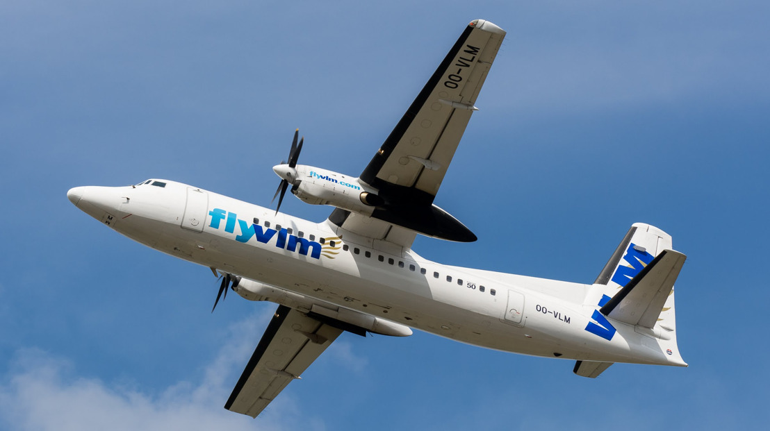 VLM Airlines to fly between Antwerp and Birmingham from 26 March and to double flights on the Antwerp-Munich route