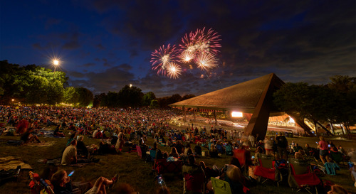 Blossom Music Center Deploys SSL Live L200 Console and Remote Tile for Lawn Performances by The Cleveland Orchestra