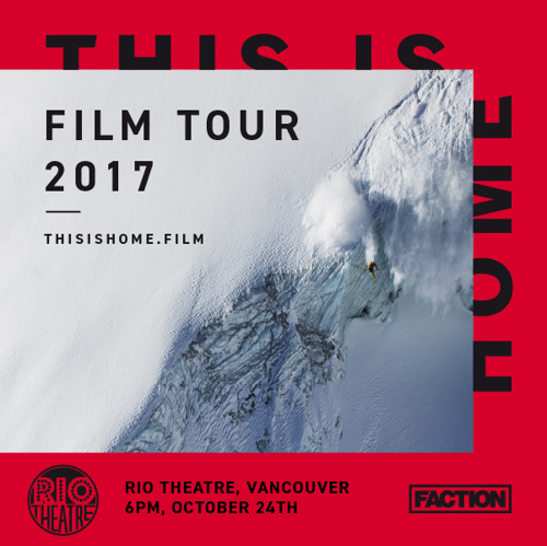 "Join us + Athlete Interviews - Vancouver Premiere of Ski Film, ""This is Home"""