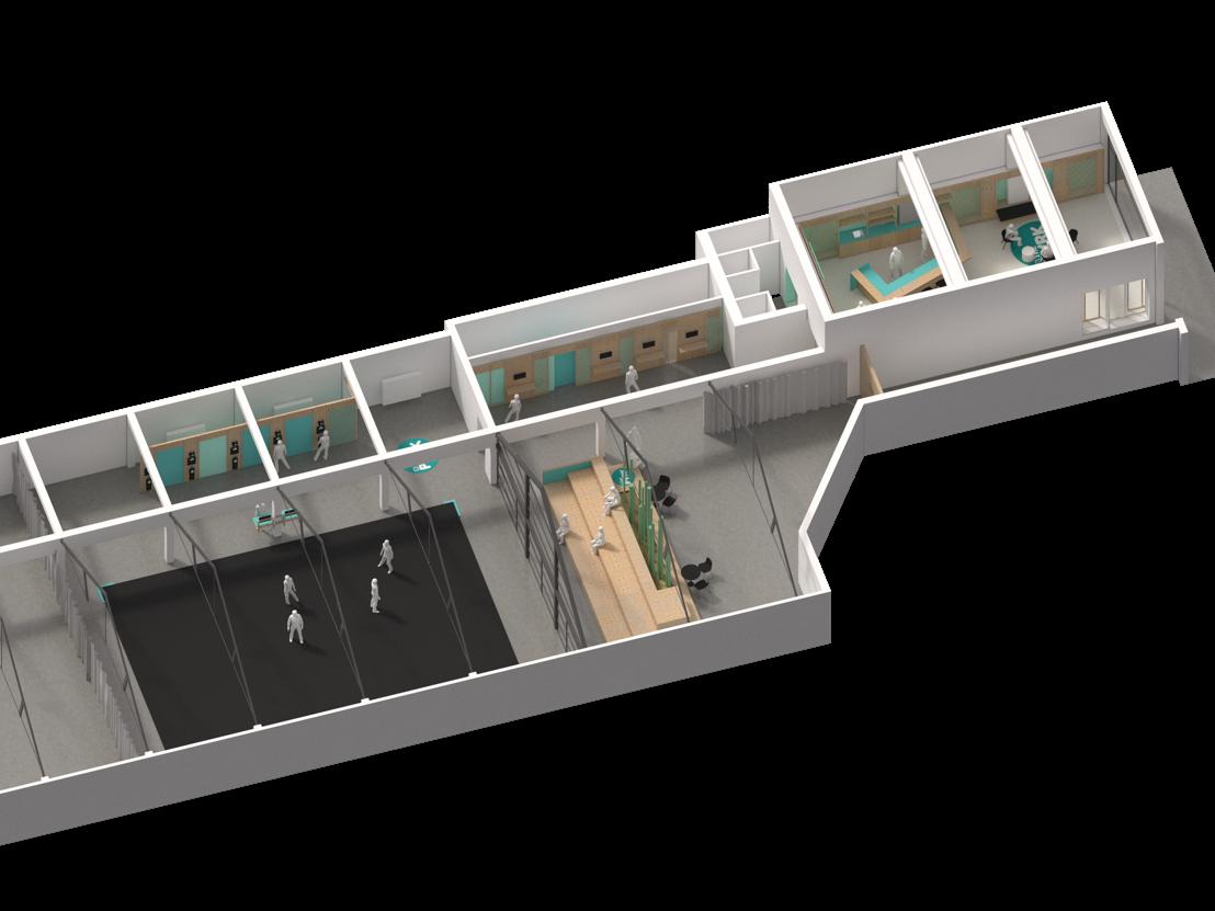 The Park - Floor Plan