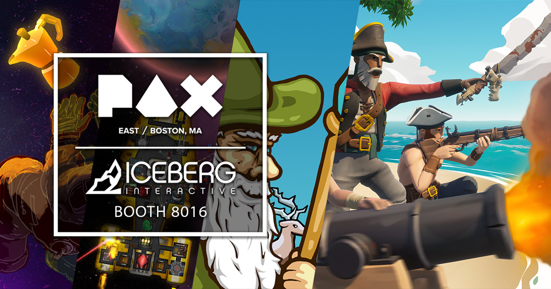 🏴☠️Pirate Battle Royale & More to Play at PAX East 2020!🌊
