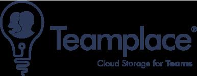 Teamplace Pressebereich Logo
