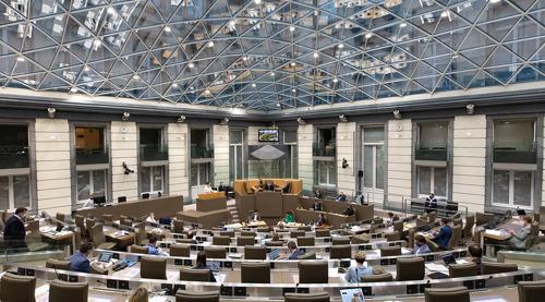 Actuadebat over de Vlaamse maatregelen tegen de coronacrisis
