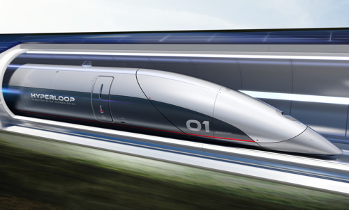 Hyperloop Transportation Technologies avança no Marco regulatório
