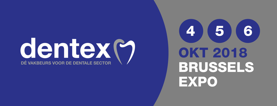 Persbericht: Dentex – De afspraak voor de dentale sector, van 4 tot en met 6 oktober in Brussels Expo