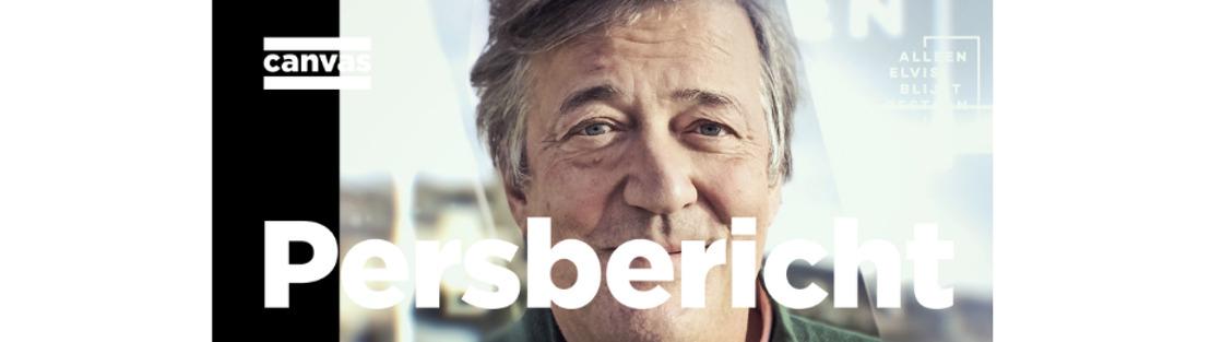 Een boodschap van Stephen Fry voor de Canvas-kijkers