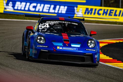 L'Autriche au menu de la Porsche Carrera Cup Benelux ce week-end
