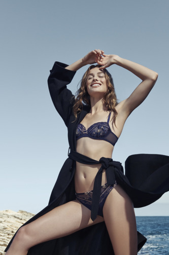 Marie Jo Winter 2019: luxury lingerie repertoire for an intuitive winter