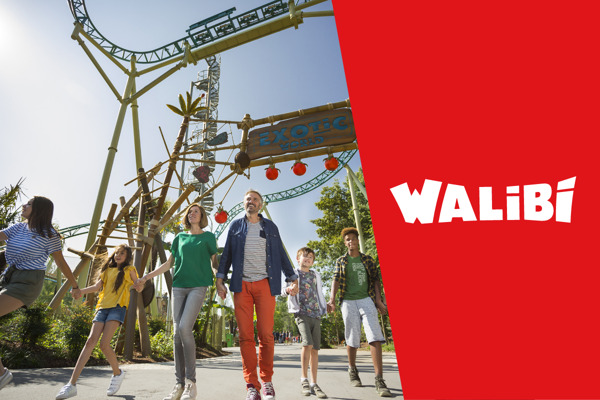 Walibi appoints Emakina as communication partner