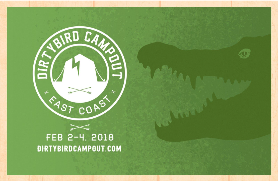 DIRTYBIRD Campout East Coast - February 2-4