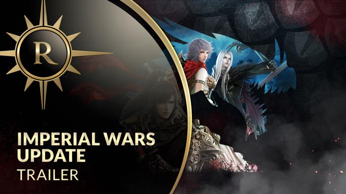 IMPERIAL WARS EXPANSION FOR REVELATION ONLINE PITS SERVER AGAINST SERVER