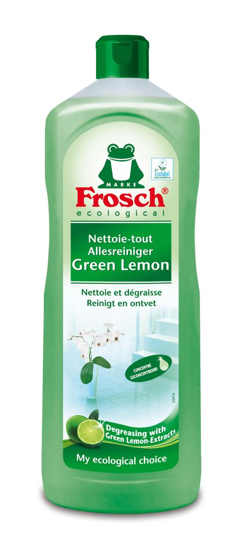 Nettoie-tout <br/>Green Lemon