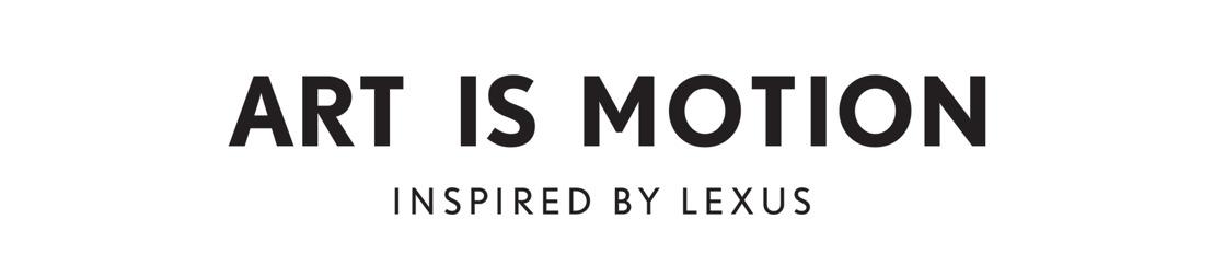Lexus lance ART IS MOTION