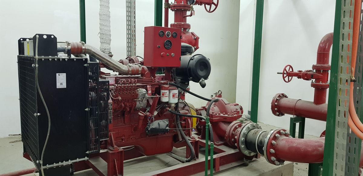 Jebsen & Jessen Technology's fire pump solutions are keeping commuters safe in Jakarta.
