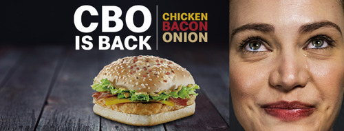 TBWA and McDonald's® present the CBO with a generous serving of humor.