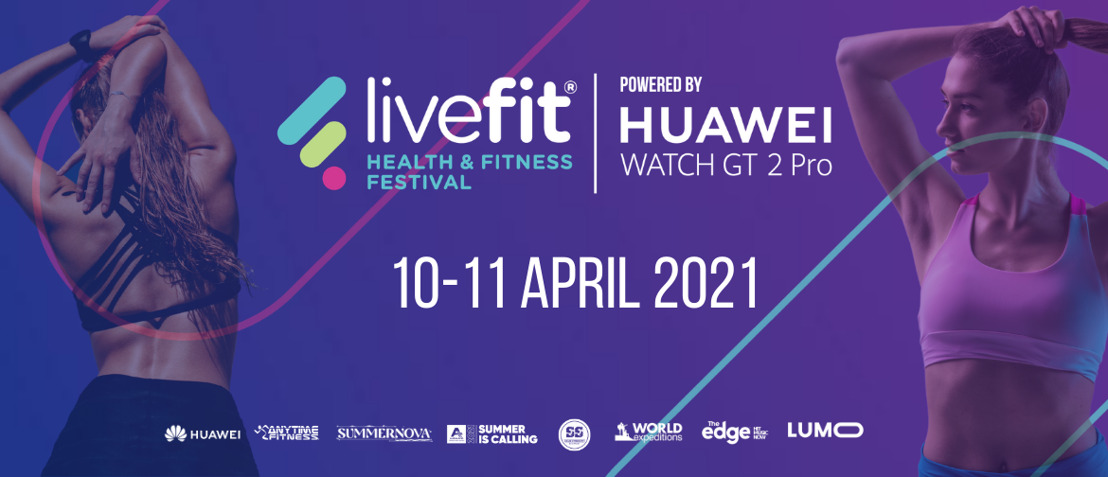 Your Free Media / Influencer Pass to LiveFit 2021