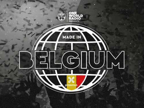One World Radio kicks off an entire Made in Belgium week with the best music in the history of Belgian dance and starts counting down The Made in Belgium Top 100