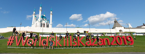 WorldSkills Kazan: 5 Belgische medailles