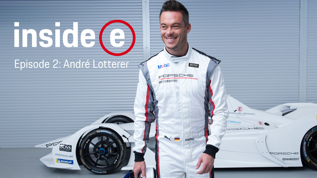Audio interview with the second Porsche Formula E driver