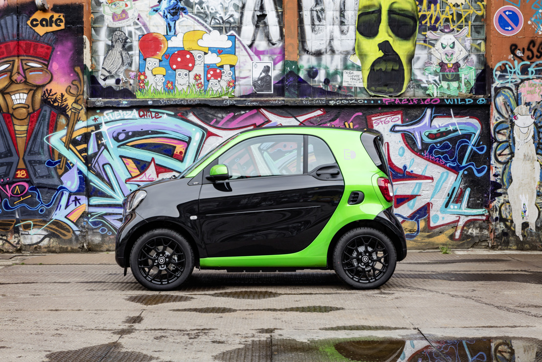 Elevate city life with smart electric drive