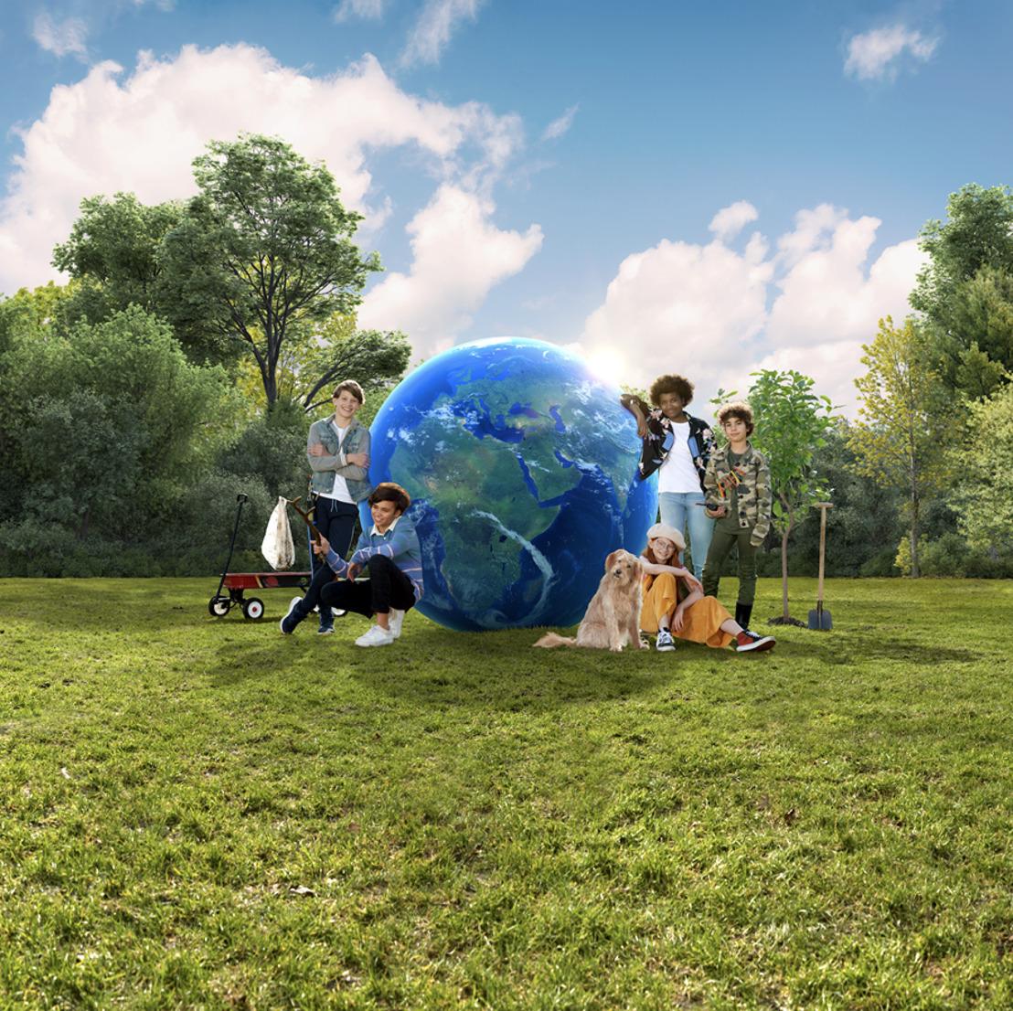 🌎 Disney Channel lance des initiatives écologiques à l'occasion de la journée de la Terre 🌎