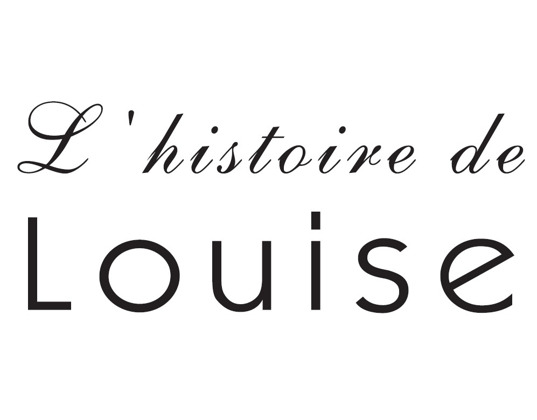 L'Histoire de Louise by e5 mode press room