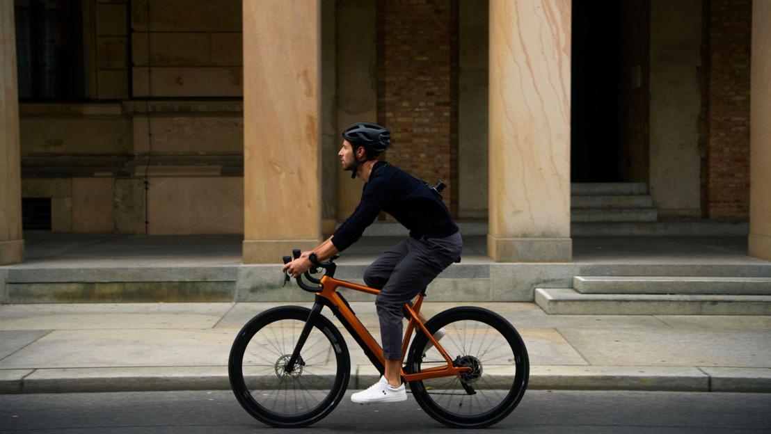 Porsche Digital, Storck and Greyp Bikes develop new Cyklær bicycle brand