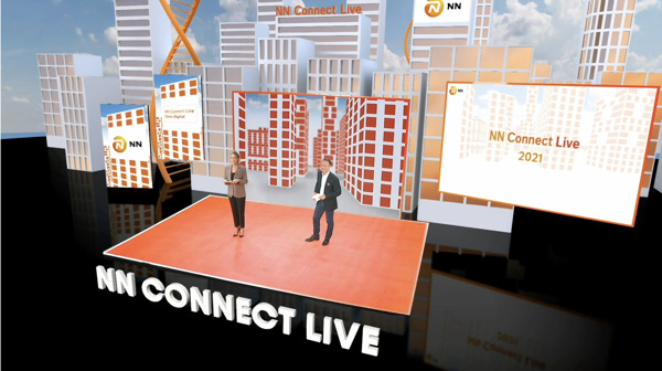 Preview: Painting with Light en NEP Belgium lanceren Virtual Event Expo V2 met live Studio streaming