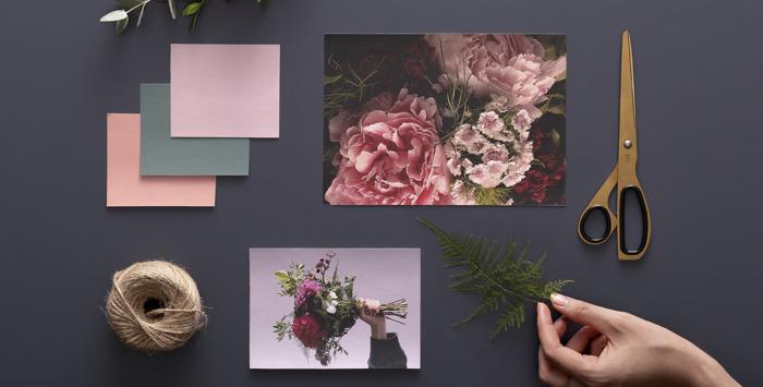 """La collection de papiers peints """"Midnight Blooms"""" capture la nouvelle tendance florale mélancolique"""