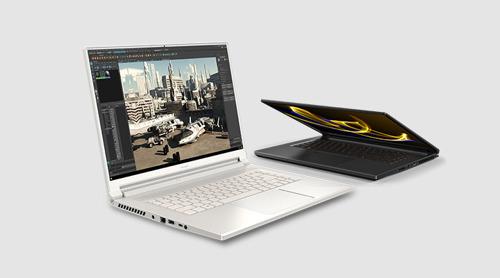 宏碁全面升級旗下創作者ConceptD筆電陣容搭載第11代Intel Core H系列處理器 、NVIDIA RTX 專業及筆電顯示晶片及16吋顯示器