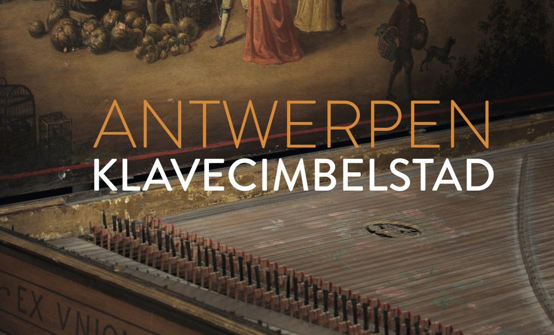 Persuitnodiging Museum Vleeshuis: Antwerpen Klavecimbelstad