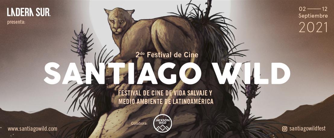 Santiago Wild 2021: el festival de cine pionero en medio ambiente llega a Argentina