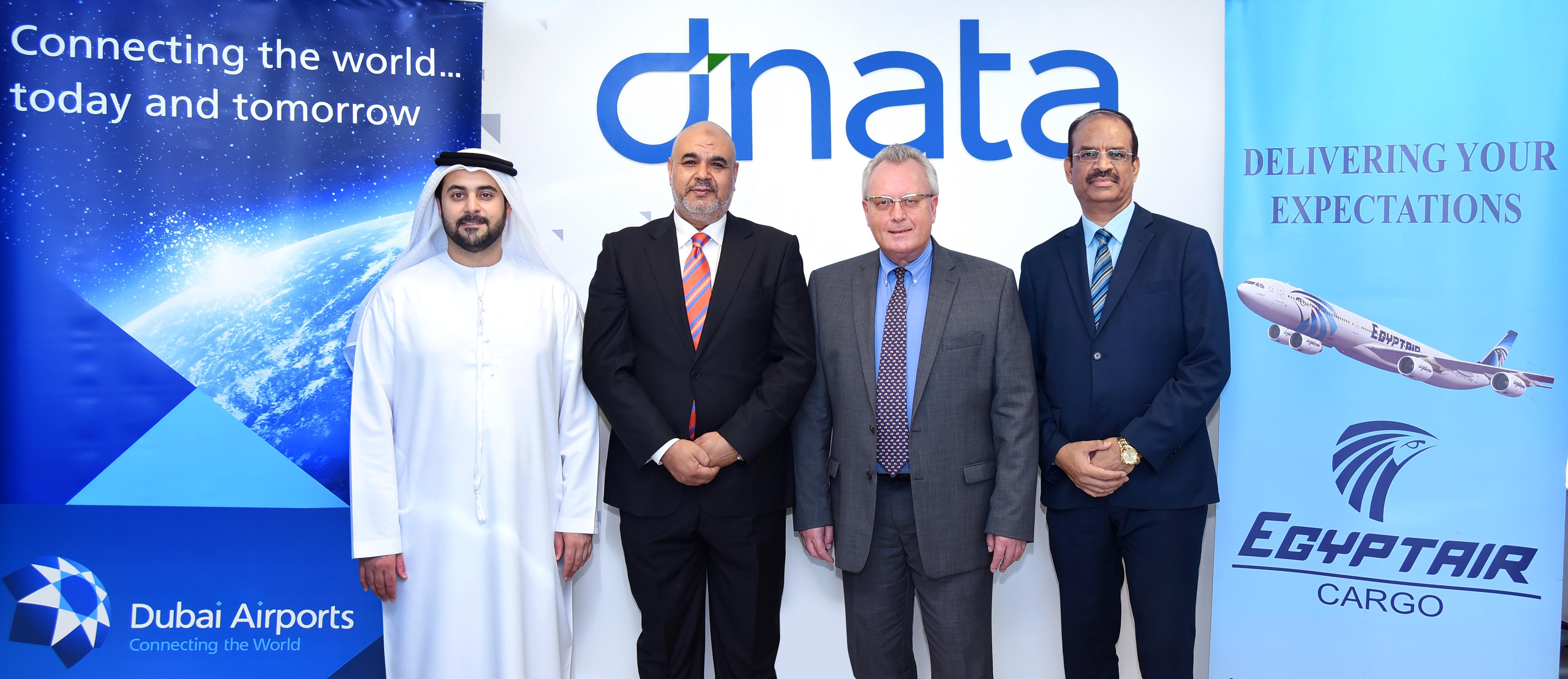 dnata expands partnership with EGYPTAIR in Dubai