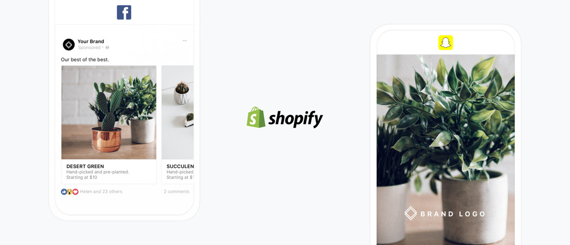 Marketing in Shopify expands with new features