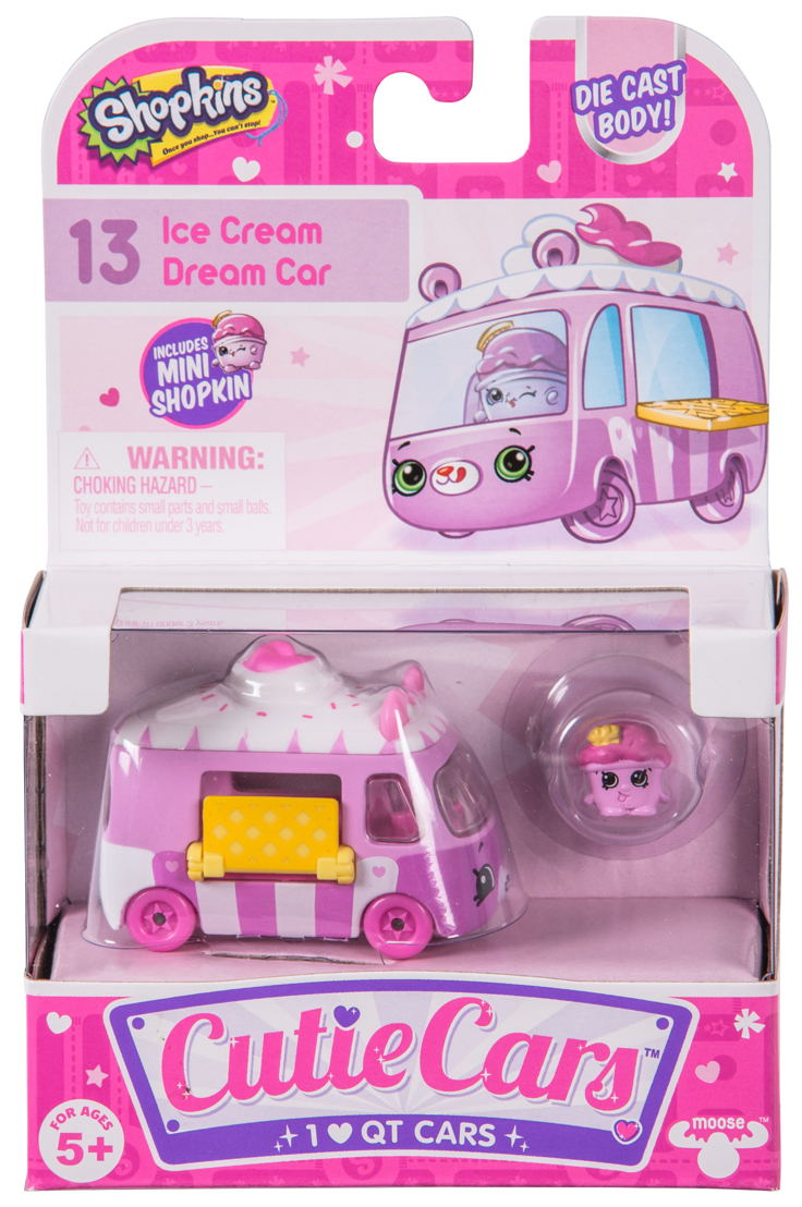 Single Pack Ice Cream Dream Car