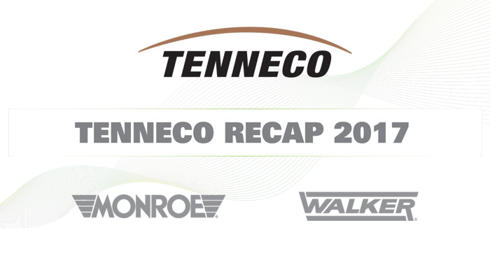 Tenneco Aftermarket EMEA - Recap 2017