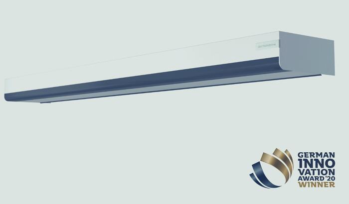 Preview: dormakaba gewinnt German Innovation Award für den neuen automatischen Schiebetürantrieb ES PROLINE