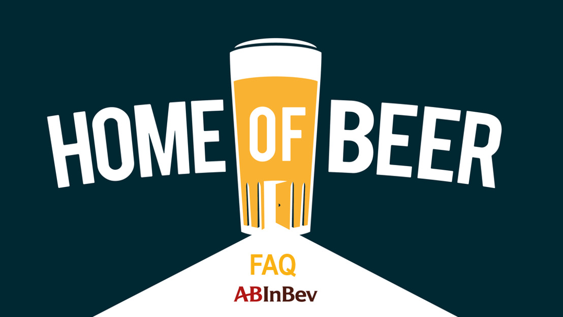 Frequently Asked Questions about AB InBev - Home of Beer