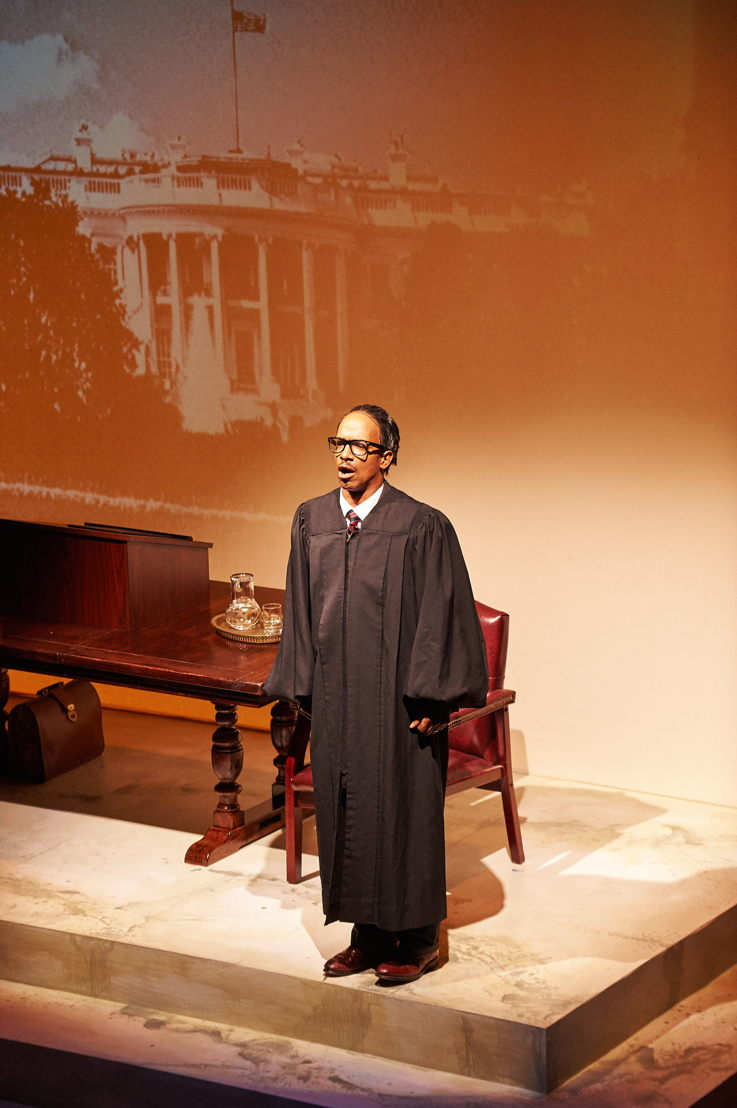 8. Geoffrey D. Williams in THURGOOD (photo credit: Christopher Bartelski)