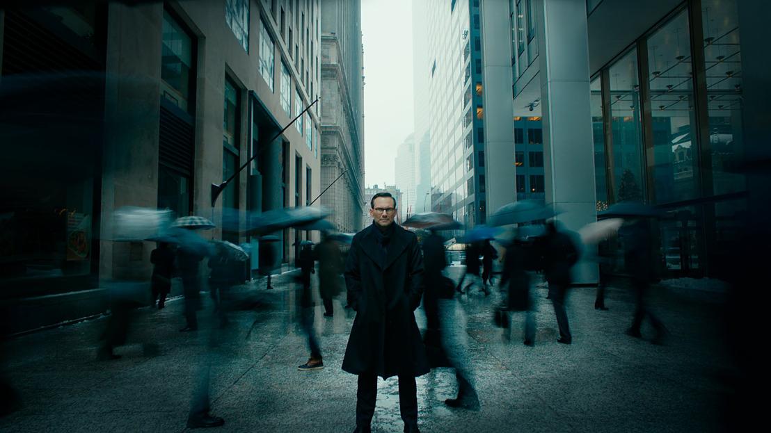HP lanceert cybersecurity-serie 'The Wolf' met in de hoofdrol Christian Slater