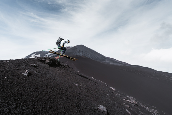 ETNA – FREERIDING ON ANOTHER PLANET