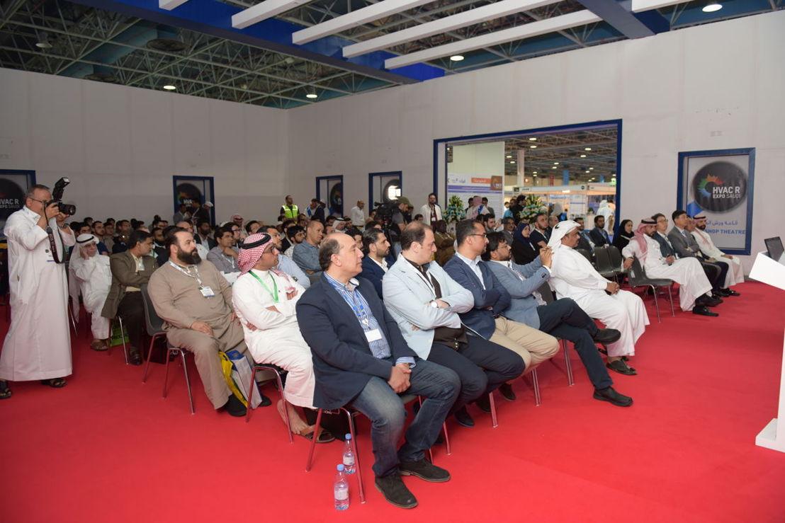 Workshop at HVACR Expo Saudi 2018